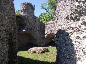 Walden Castle Keep