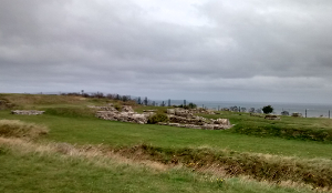 Scarborough Castle, Roman Signal Station