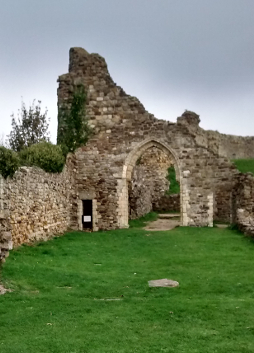 St Mary's Chapel, Hastings Castle