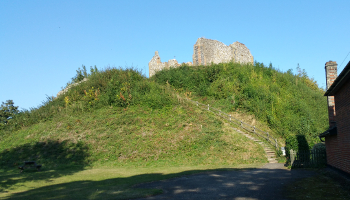 Eye Castle Motte
